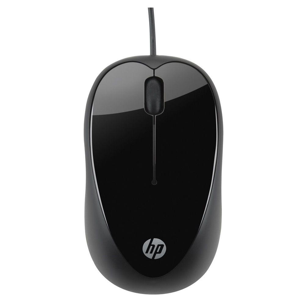 Mouse Óptico Laser  Hp X1000 Com Sensor