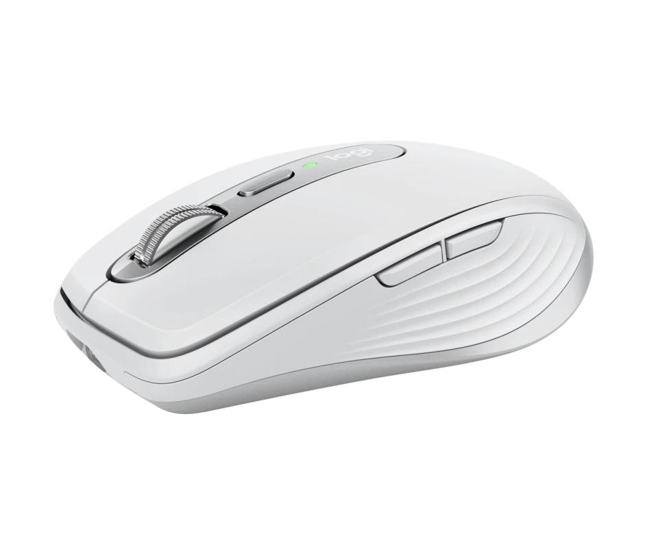 Mouse Sem Fio Logitech  MX Anywhere 3S Branco