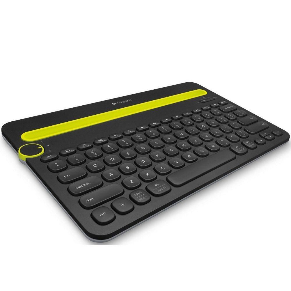 Teclado Bluetooth Logitech K480 Tablet e Smarthphone
