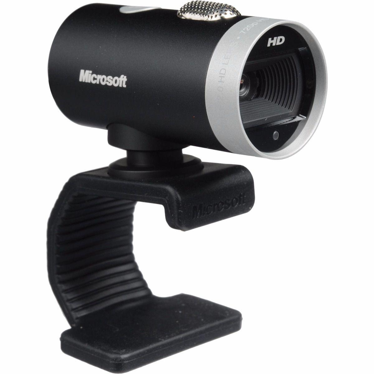 Web Cam Microsoft Cinema Hd 720p H5d-00013