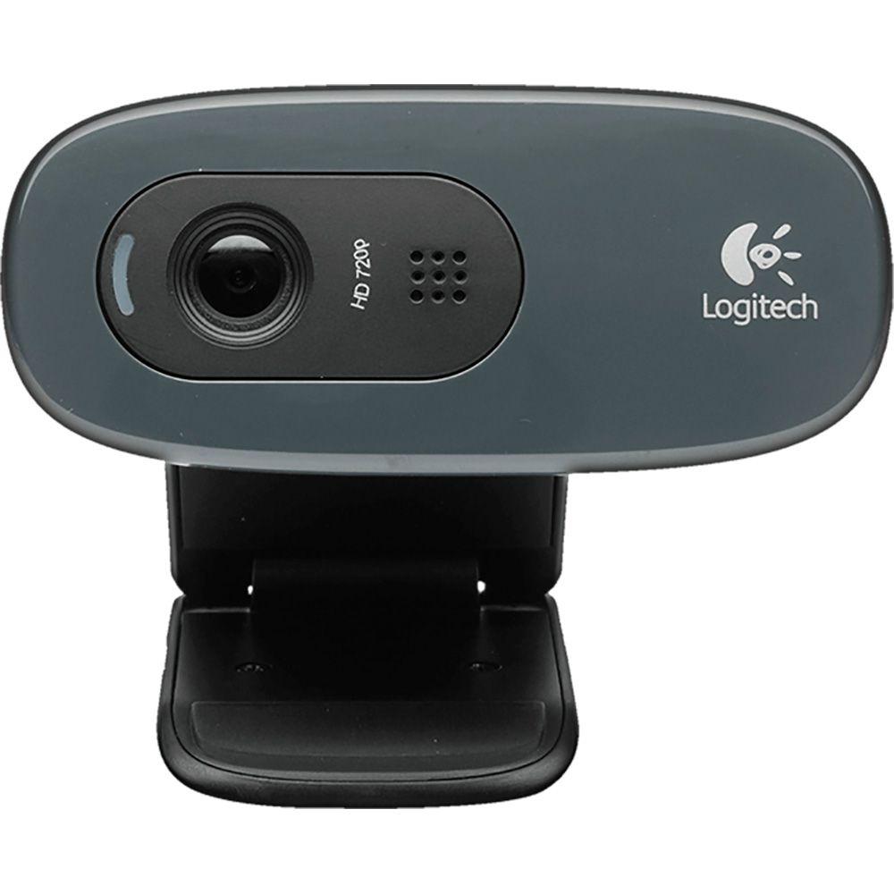 Webcam Hd 720p Logitech C270