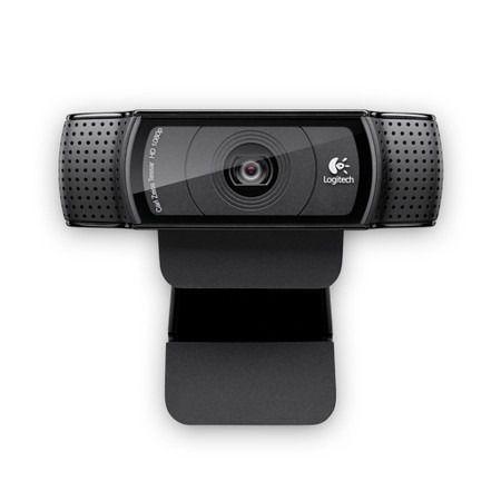 Webcam Logitech C920 Full Hd 1080p