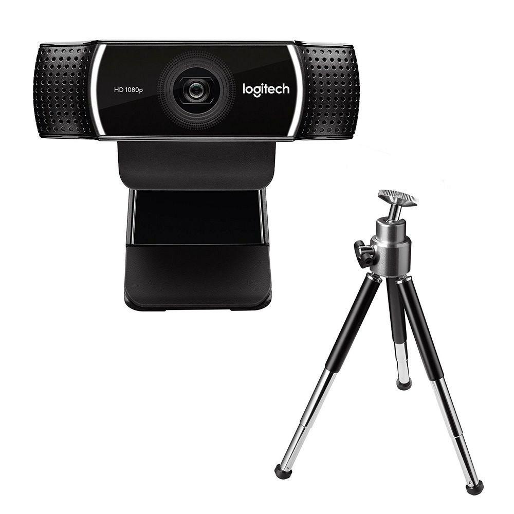 Web Cam Logitech C922 Pro Stream 1080p