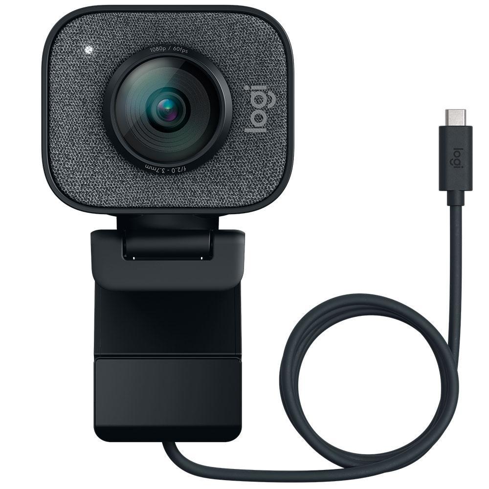 Webcam StreamCam Plus Logitech Full HDDSCX