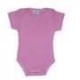 Body para Bebê Manga Curta Liso