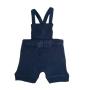 Jardineira para Bebê em Tricot Body Diaper