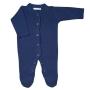 Macacão para Bebê em Tricot Basic