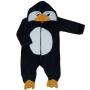 Macacão para Bebê Pinguim