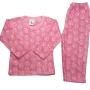 Pijama Infantil Soft Estampado Patinhas