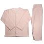 Pijama Infantil Soft Liso Rosa