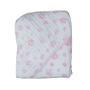 Toalha de Banho para Bebê com Capuz Tecido de Fralda Estampado