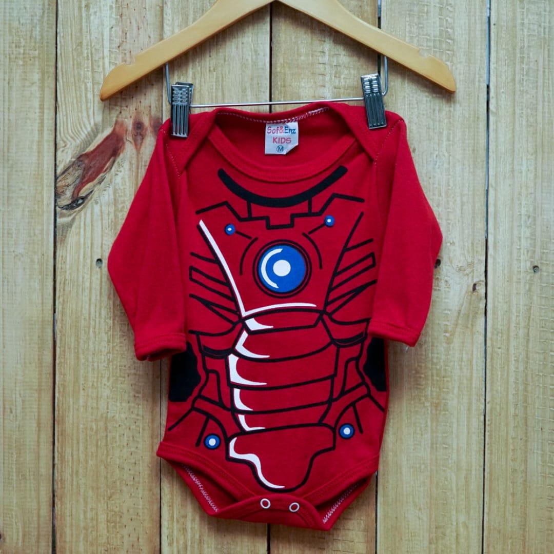 Body para Bebê Personagem