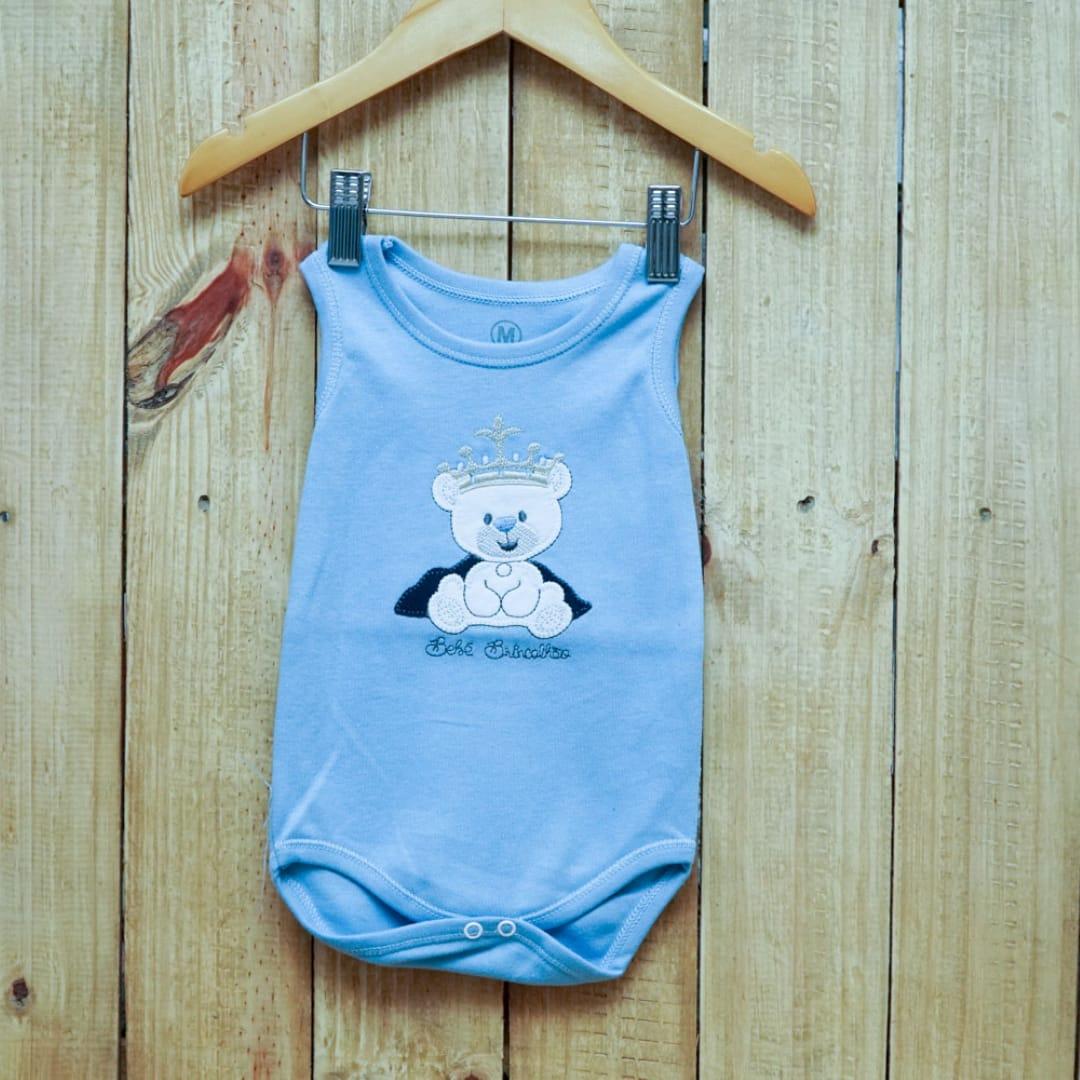 Body para Bebê Regata Urso