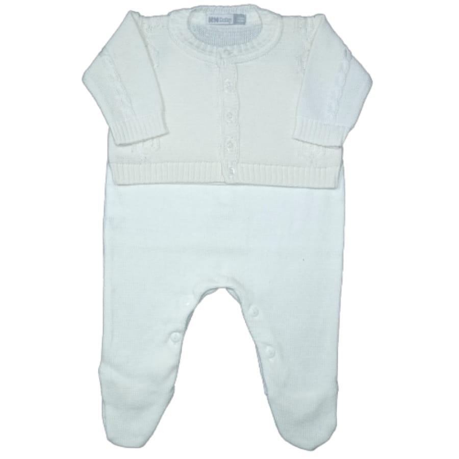 Conjunto para Bebê Tricot