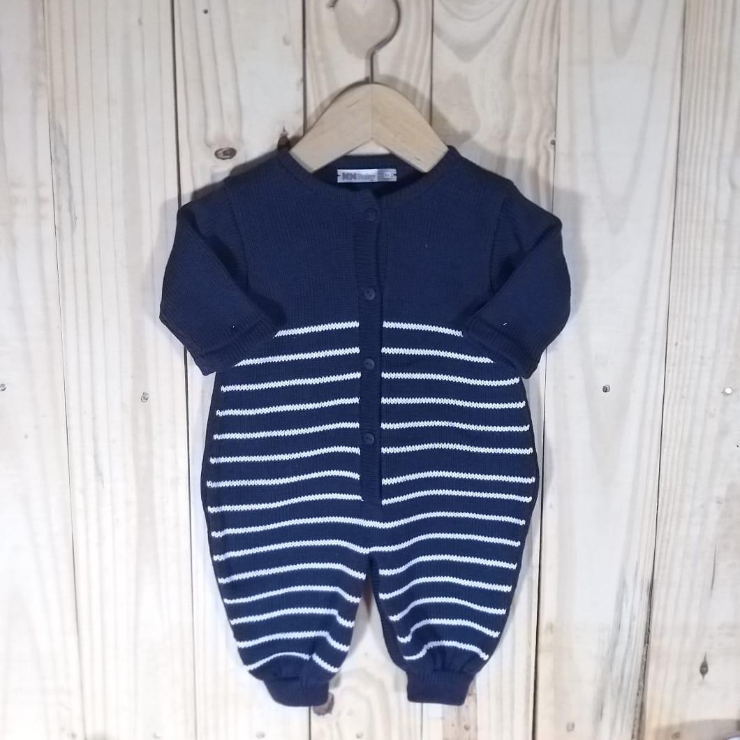 Macacão em tricot para Bebê
