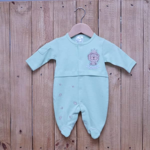 Macacão para Bebê 100% Algodão