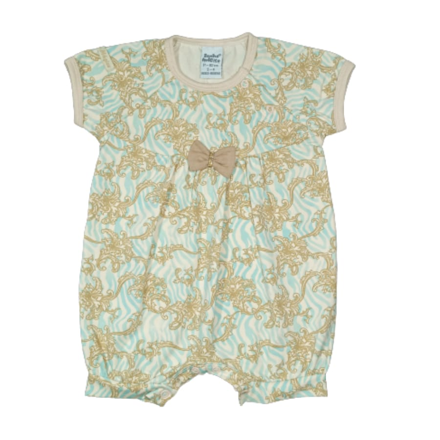 Macacão para Bebê Curto Cotton Charm Sonho Mágico