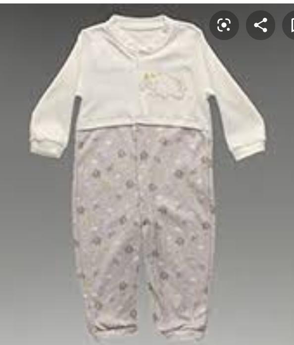 Macacão para bebê Estampado