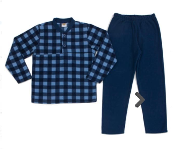 Pijama Soft  Infantil  Masculino