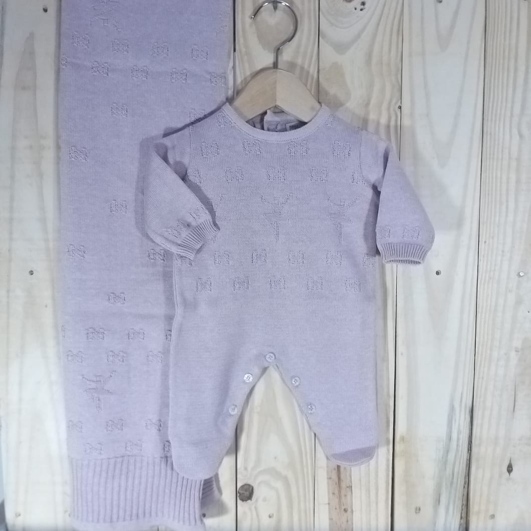 Saída Maternidade para Bebê Bailarina