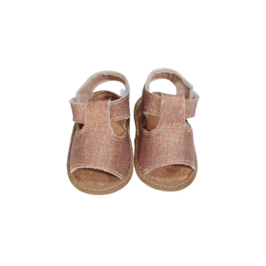 Sandália para Bebê com Velcro 17/18