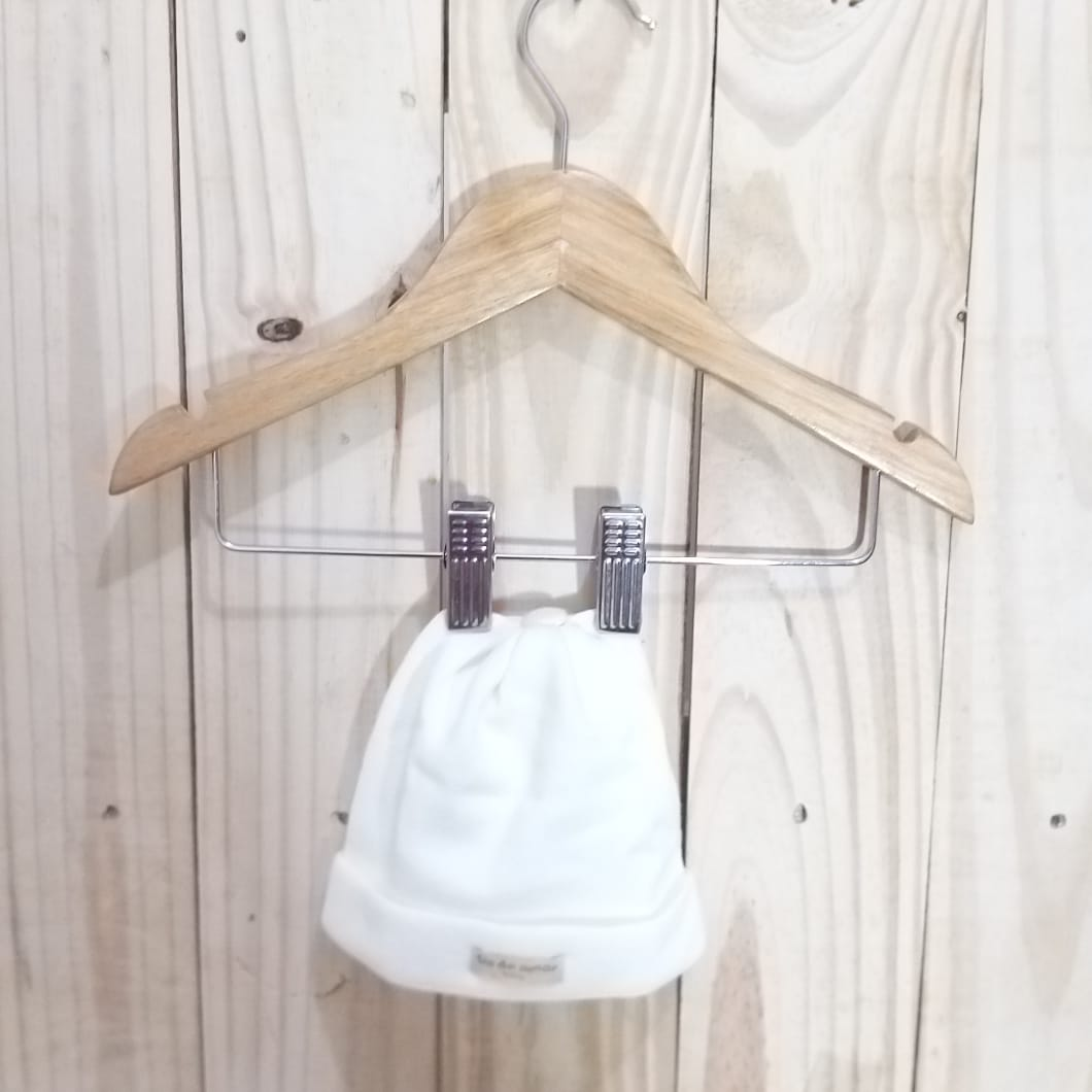 Touca para Bebê Braco