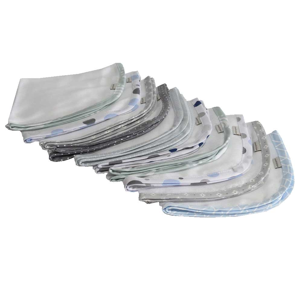 Fralda de boca kit10
