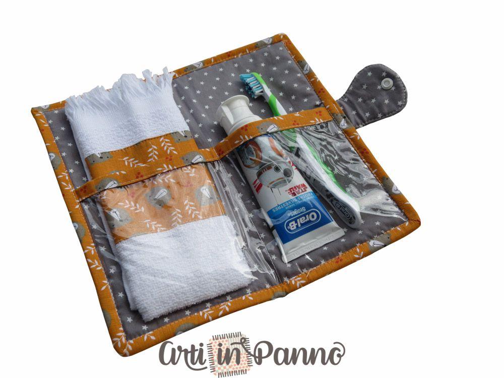 Necessaire Higiene Kit