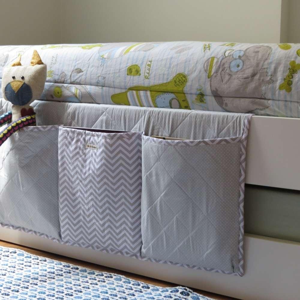 Organizador de cama