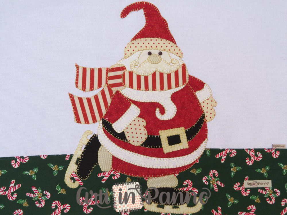 Pano de copa Natal