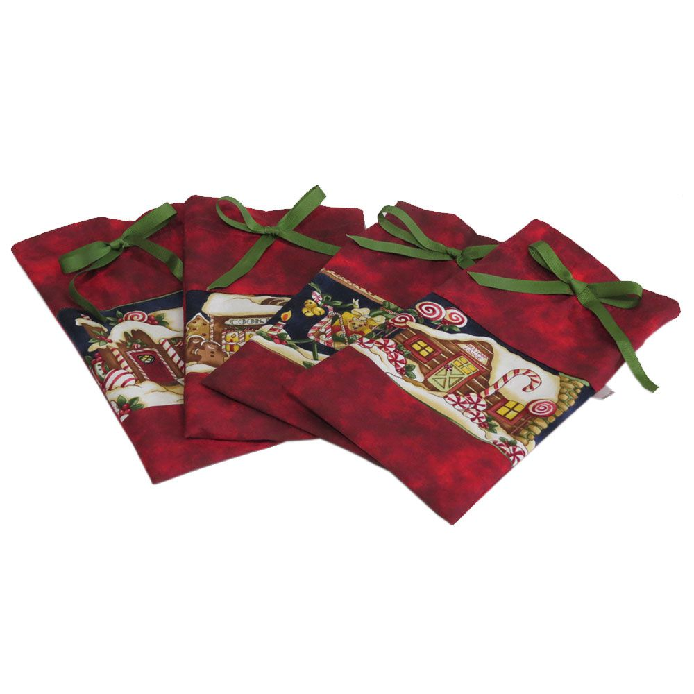 Porta barra de chocolate Natal