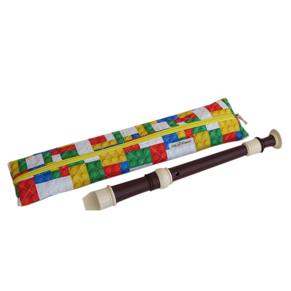 Estojo Flauta