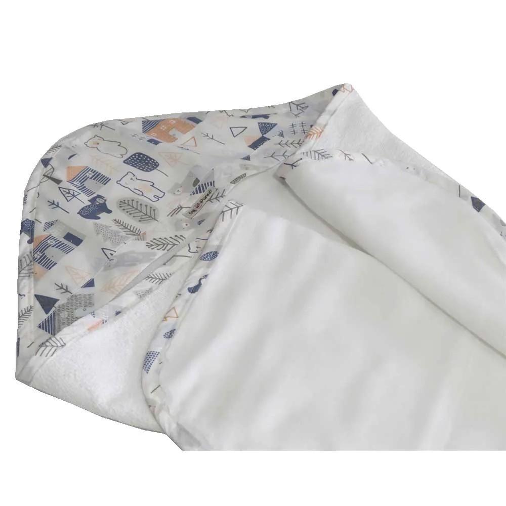 Toalha de banho capuz
