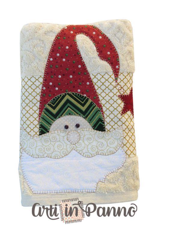 Toalha de visita Natal