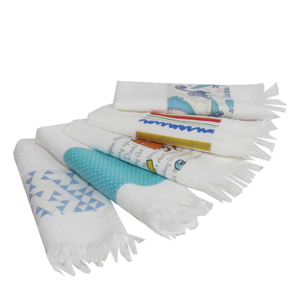 Toalha higiene kit 5