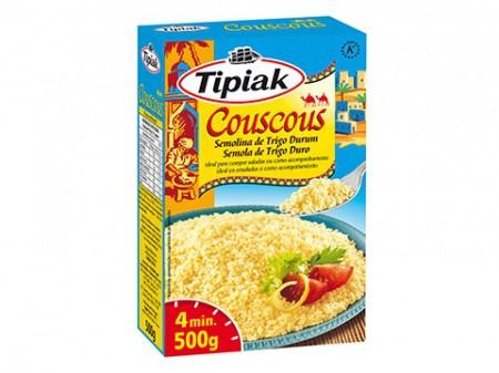 COUSCOUS DE SEMOLINA  (TIPIAK) 500 G
