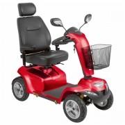 Scooter Quadriciclo Scott XL Vermelho Ottobock