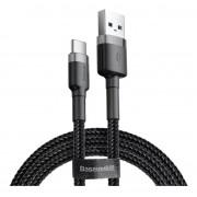 Cabo Type-C para USB Baseus Cafule 3 Metros