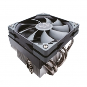 Cooler para Processador Scythe Big Shuriken 3 Low Profile Preto AMD/INTEL