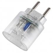 Protetor Clamper Pocket Dps 2 Pinos 10a Proteção Contra Surto e Raios