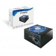 Fonte 600W ATX 24 Pinos High Power Com Led Azul PCI-E 16x/8x Bivolt