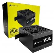 Fonte ATX 600W - VS600 - 80 Plus White Pfc Ativo