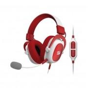 Headset Fone de Ouvido Redragon Zeus 2 Edição Christmas Surround 7.1 H510XMAS