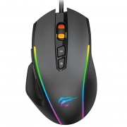 Mouse Gamer Havit Ms1011 LED RGB USB 7200DPI