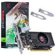 Placa De Vídeo Nvidia Pcyes Geforce GT 730 Ddr3 2Gb