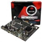 Placa Mae Afox Intel H61 Lga 1155 Matx Ih61-ma5 Vga / Hdmi