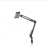 Suporte Mesa Para Celular e Tablet Rock 360 Graus Universal Flexível