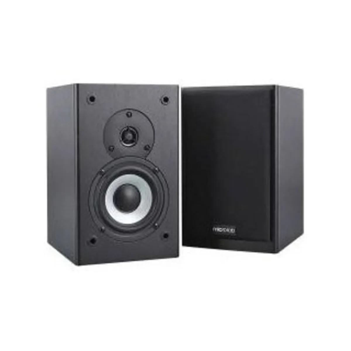 Caixa de Som Microlab B72 24w Rms Monitor de Áudio