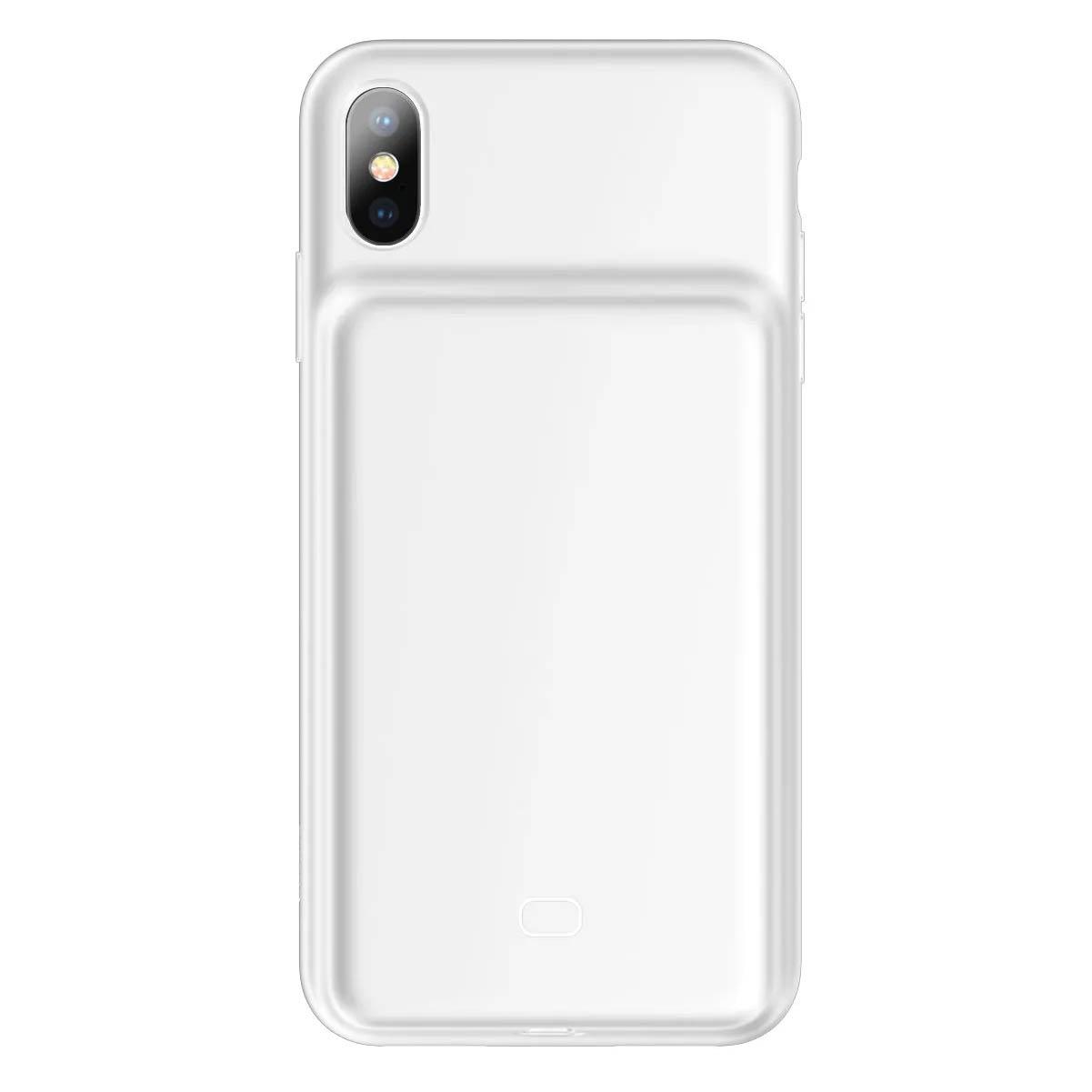 Capa Carregadora Para iPhone X/Xs Com 3300 Mah Baseus