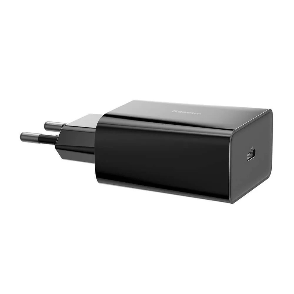 Carregador de Parede BASEUS PD 18W Usb-c Baseus Speed Mini